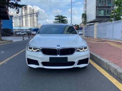 2019年9月 宝马 宝马6系GT(进口) 630i M运动大旅行家版图片