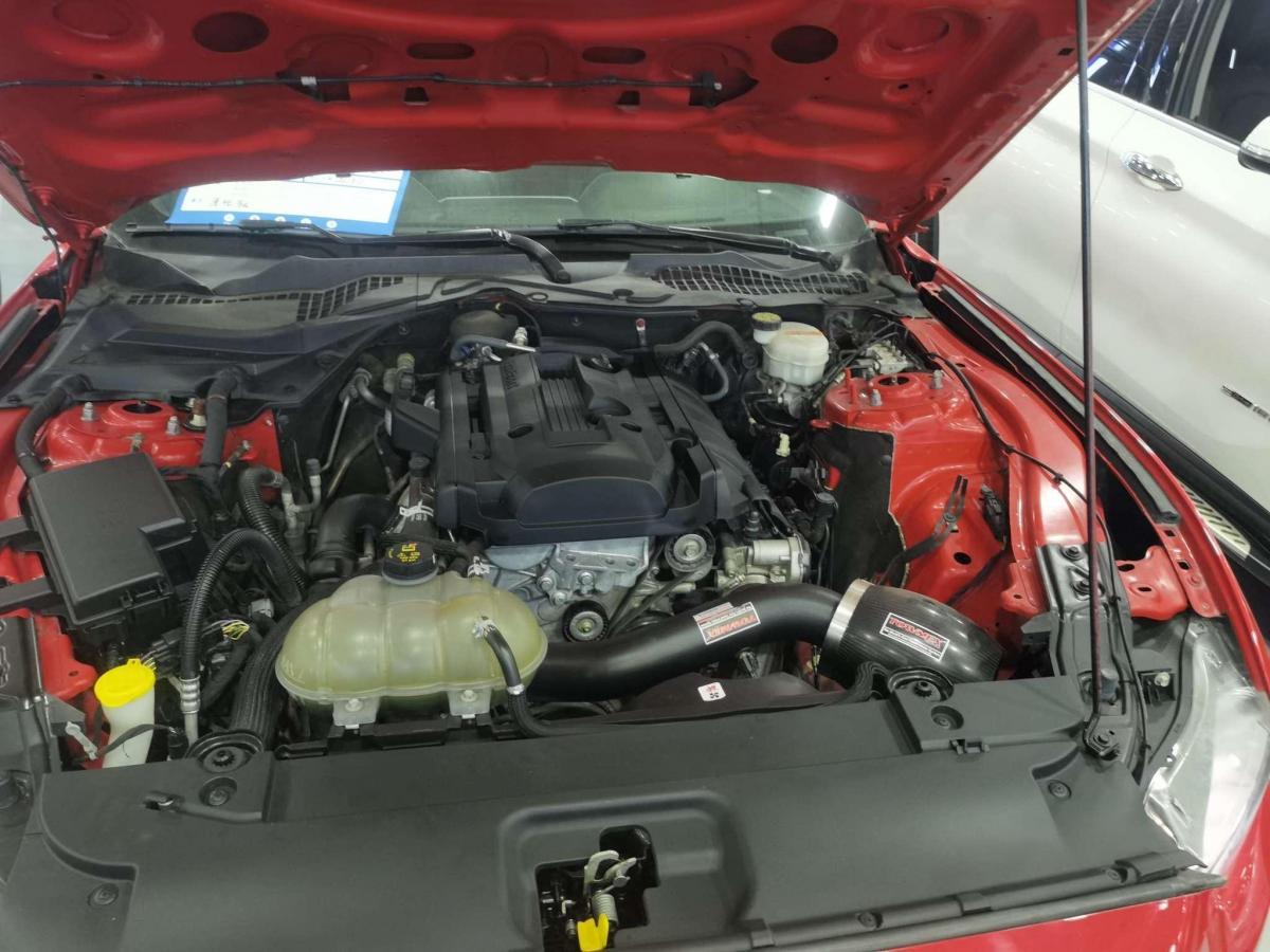 福特 Mustang  2017款 2.3T 性能版图片