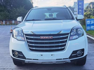 哈弗 H5  2015款 2.0T 柴油 自动四驱进取型