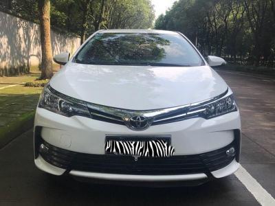 2019年6月 丰田 卡罗拉 1.2T S-CVT GL智享版图片