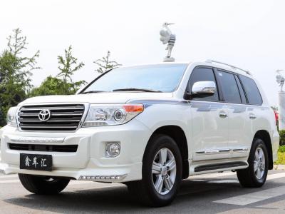 2014年10月 丰田 兰德酷路泽 4.6L 自动VX-R图片