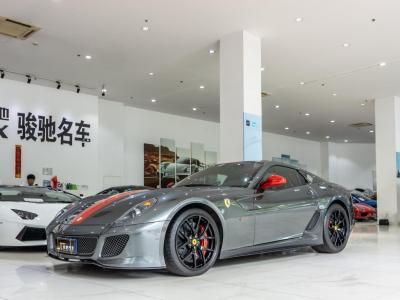 法拉利 599 599 GTB Fiorano 6.0图片