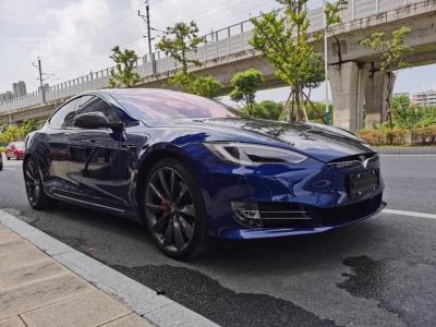 2018年4月 特斯拉 Model S  Model S P100D Performance高性能版图片