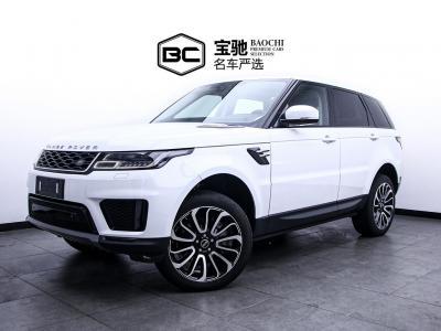 2019年8月 路虎 揽胜运动版  3.0 V6 特别版图片
