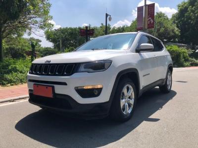 Jeep 指南者  2017款 200T 自动舒享版