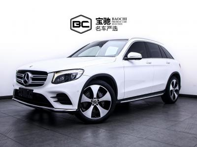 2018年6月 奔驰 奔驰GLC 改款 GLC 300 4MATIC 动感型图片