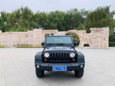 Jeep 牧马人  2013款 3.6L 四门十周年纪念版图片