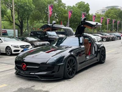 2014年7月 奔驰 奔驰SLS级AMG SLS AMG图片