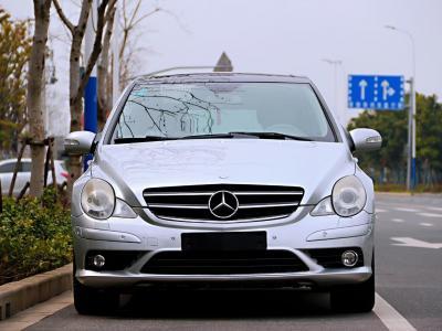2011年4月 奔驰 奔驰R级(进口) R 350 L 4MATIC图片
