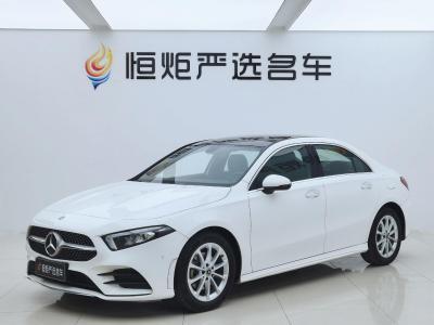 奔馳A級 2019款 A 200 L 運動轎車