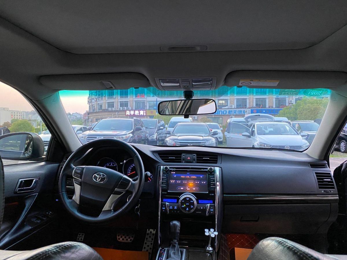 丰田 锐志  2013款 2.5V 菁锐版图片