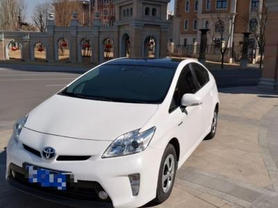 豐田 普銳斯  2012款 1.8L 豪華版
