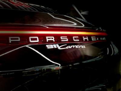 2021年1月 保时捷 911 Carrera 3.0T图片