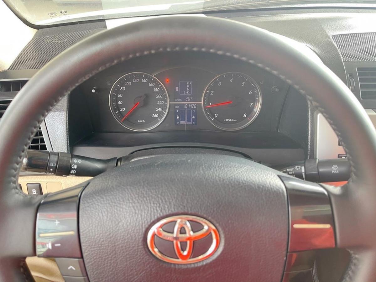 丰田 锐志  2007款 2.5S天窗版图片
