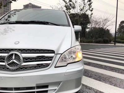 2011年9月 奔驰 威霆 2.5L 精英版图片