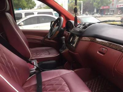 奔馳 威霆  2011款 2.5L 精英版