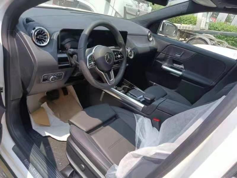 奔驰 奔驰GLA  2020款 GLA 200图片