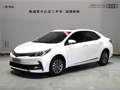 2019年7月 丰田 卡罗拉 1.2T S-CVT GL-i精英版图片