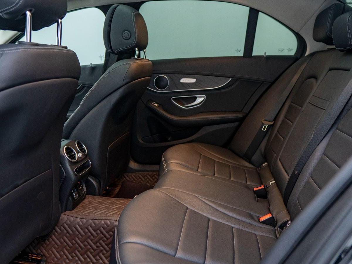 奔驰 奔驰C级  2020款 C 260 L 运动版图片