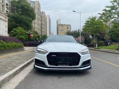 2018年6月 奥迪 奥迪A5(进口) Coupe 40 TFSI 时尚型图片