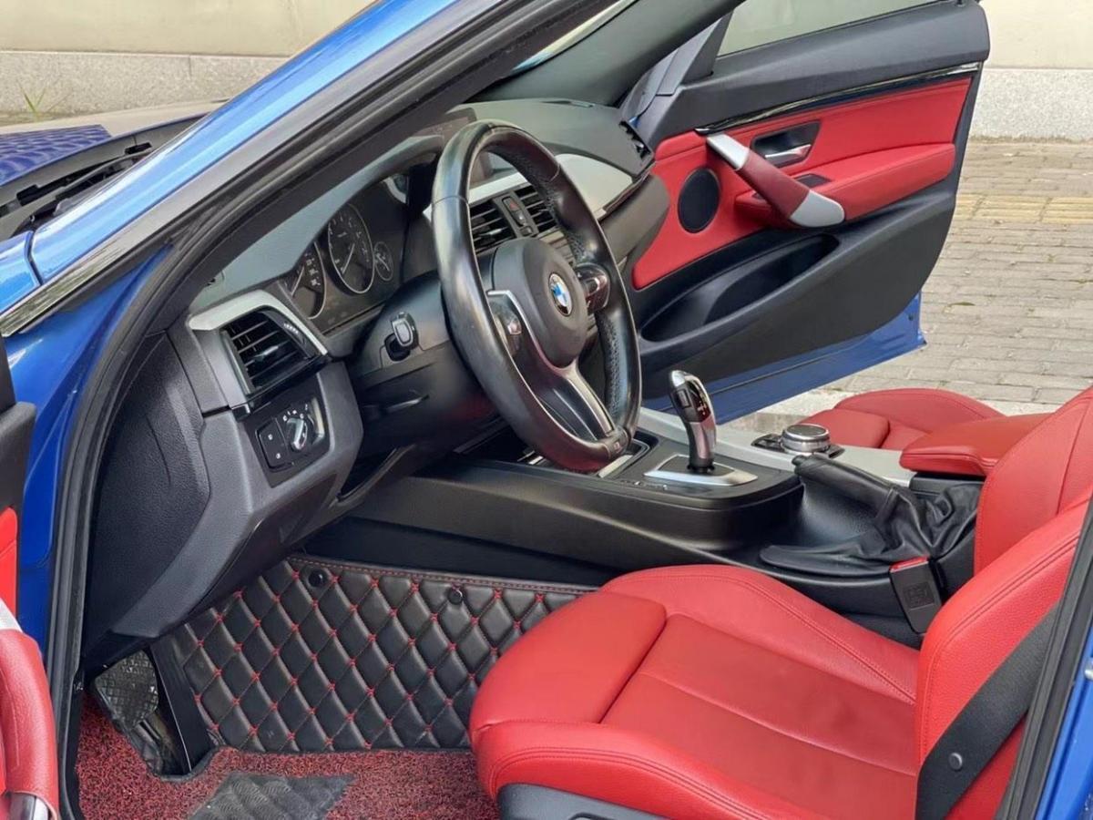 宝马 宝马3系GT  2014款 320i 设计套装型图片