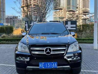 奔馳 奔馳GL級  2011款 GL 350 柴油美規版圖片