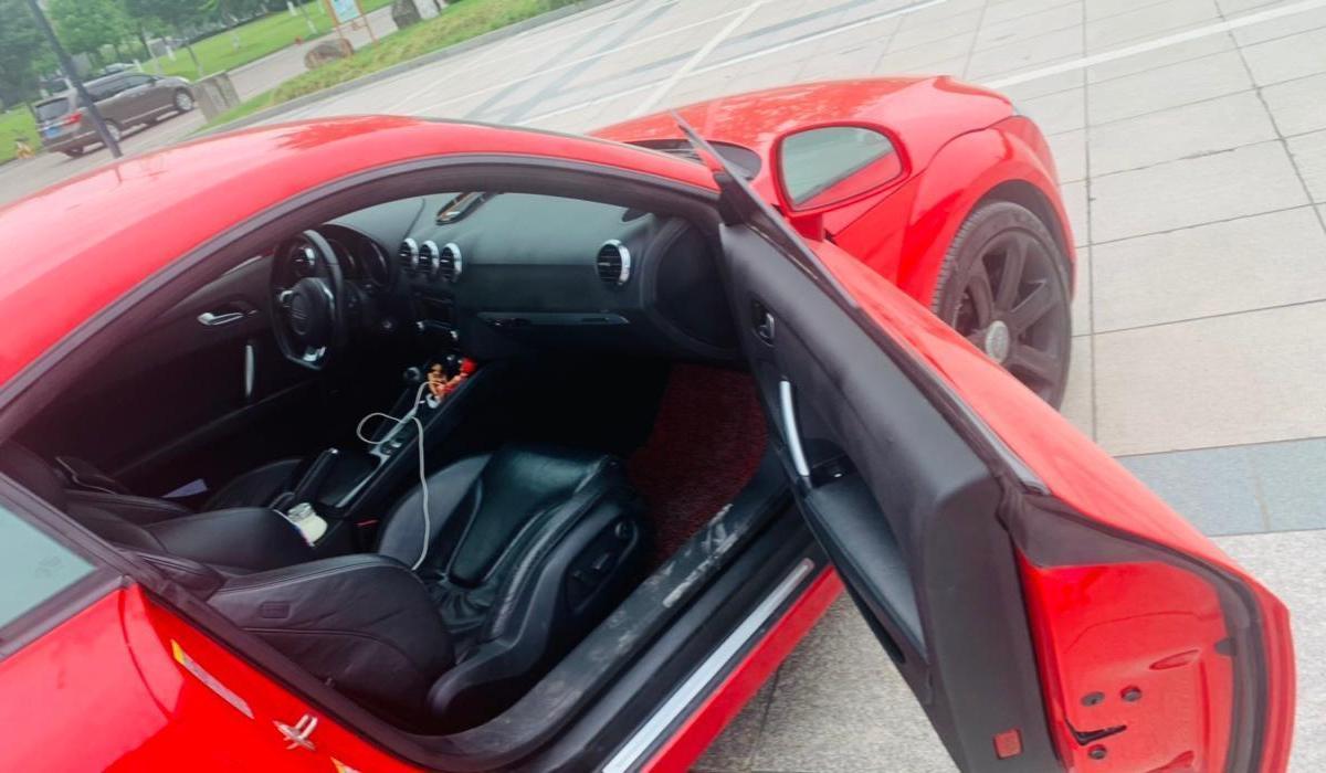 奥迪 奥迪TT  2008款 TT 3.2 Quattro图片