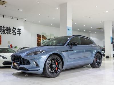 阿斯顿·马丁 阿斯顿・马丁DBX  2020款 4.0T V8