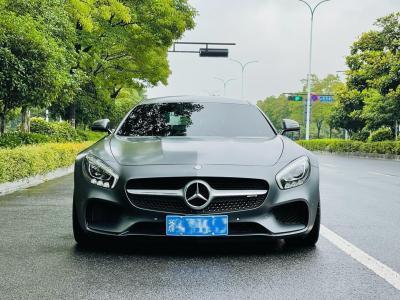 奔驰 奔驰AMG GT AMG GT图片
