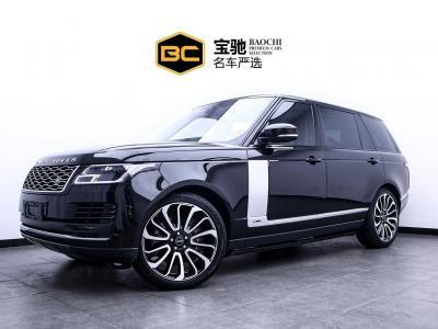 2020年4月 路虎 揽胜(进口) 3.0 V6 SC 传世加长版图片