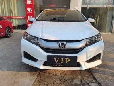 本田 锋范  2017款 1.5L CVT精英版