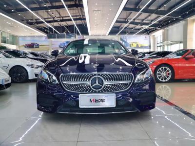 2019年04月 奔驰 奔驰E级(进口) E 200 轿跑车图片