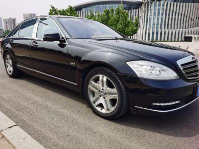 2011年7月 奔驰 奔驰S级(进口) S 600 L图片