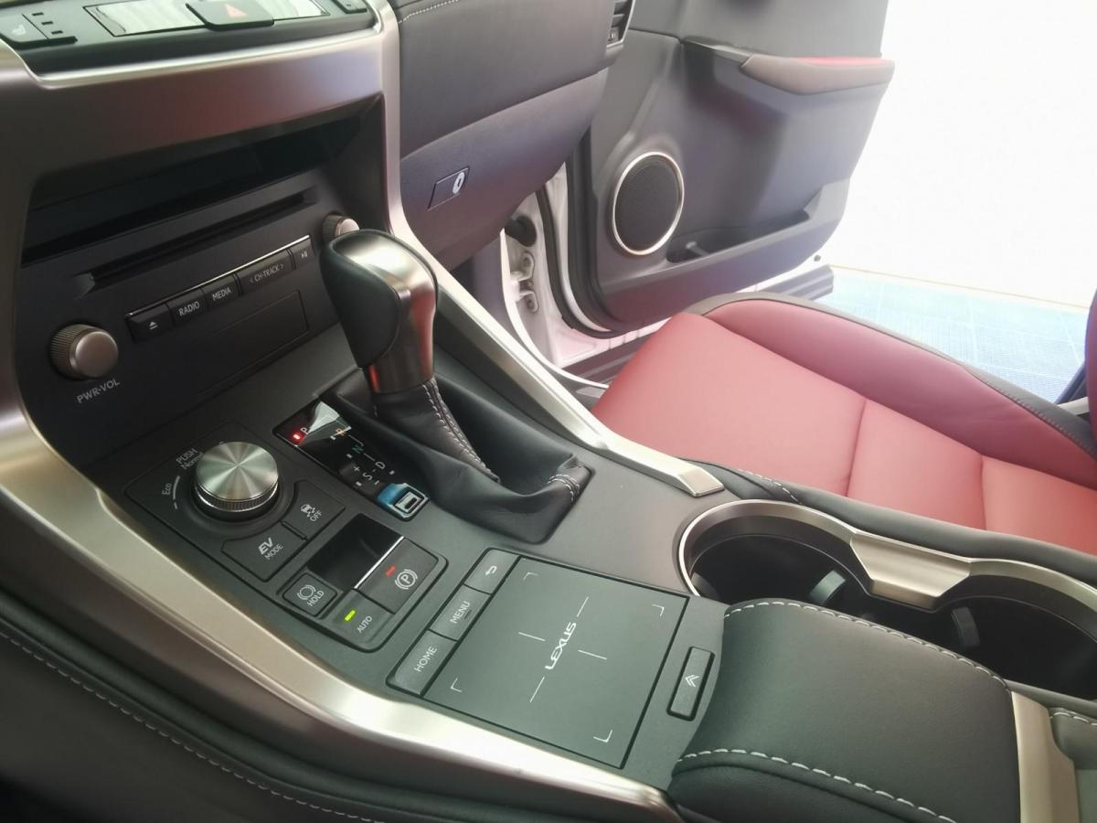 雷克萨斯 NX  2018款 300h 前驱 锋尚版图片