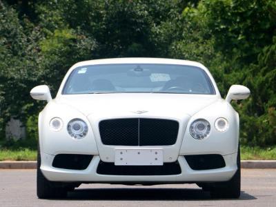 2013年7月 宾利 欧陆 6.0T GT W12图片