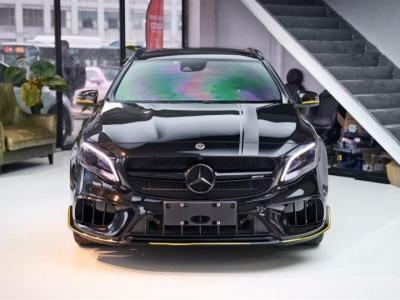 2018年6月 奔驰 奔驰GLA AMG 改款 AMG GLA 45 4MATIC图片