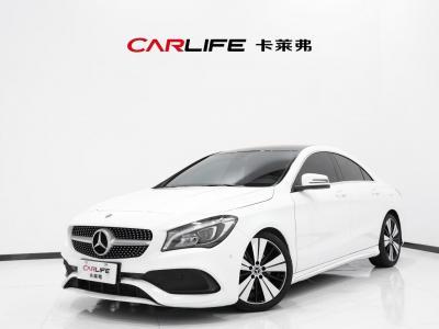 2018年8月 奔驰 奔驰CLA级(进口) CLA 200 时尚型图片