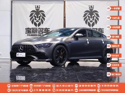 2019年12月 奔驰 奔驰AMG GT AMG GT 50 四门跑车图片