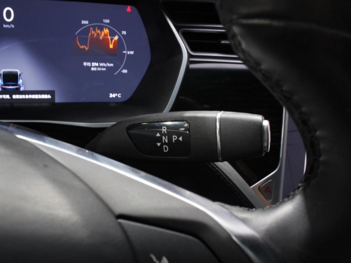 特斯拉 Model X  2016款 Model X 90D图片