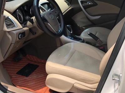 2012年6月 别克 英朗 GT 1.6L 自动时尚版图片