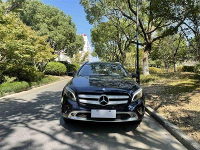 2015年7月 奔驰 奔驰GLA GLA 220 4MATIC 豪华型图片