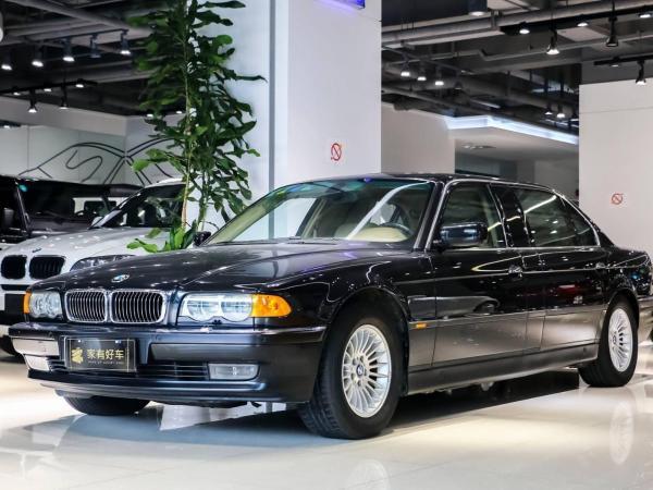 宝马 1999款  L7