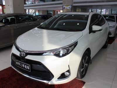 豐田 雷凌  2018款 185T CVT豪華版