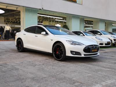 特斯拉 Model S  2016款 Model S P90D