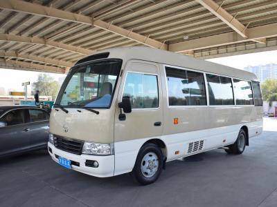 2012年3月 丰田 柯斯达 2.7L汽油豪华版 20座图片