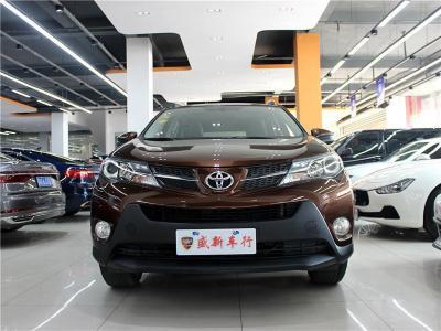 豐田 RAV4榮放  2015款 2.0L CVT四驅風尚版圖片