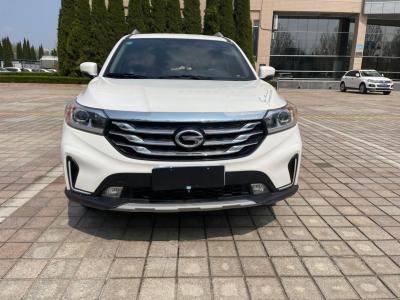 廣汽傳祺 GS4  2018款 200T 手動兩驅舒適版