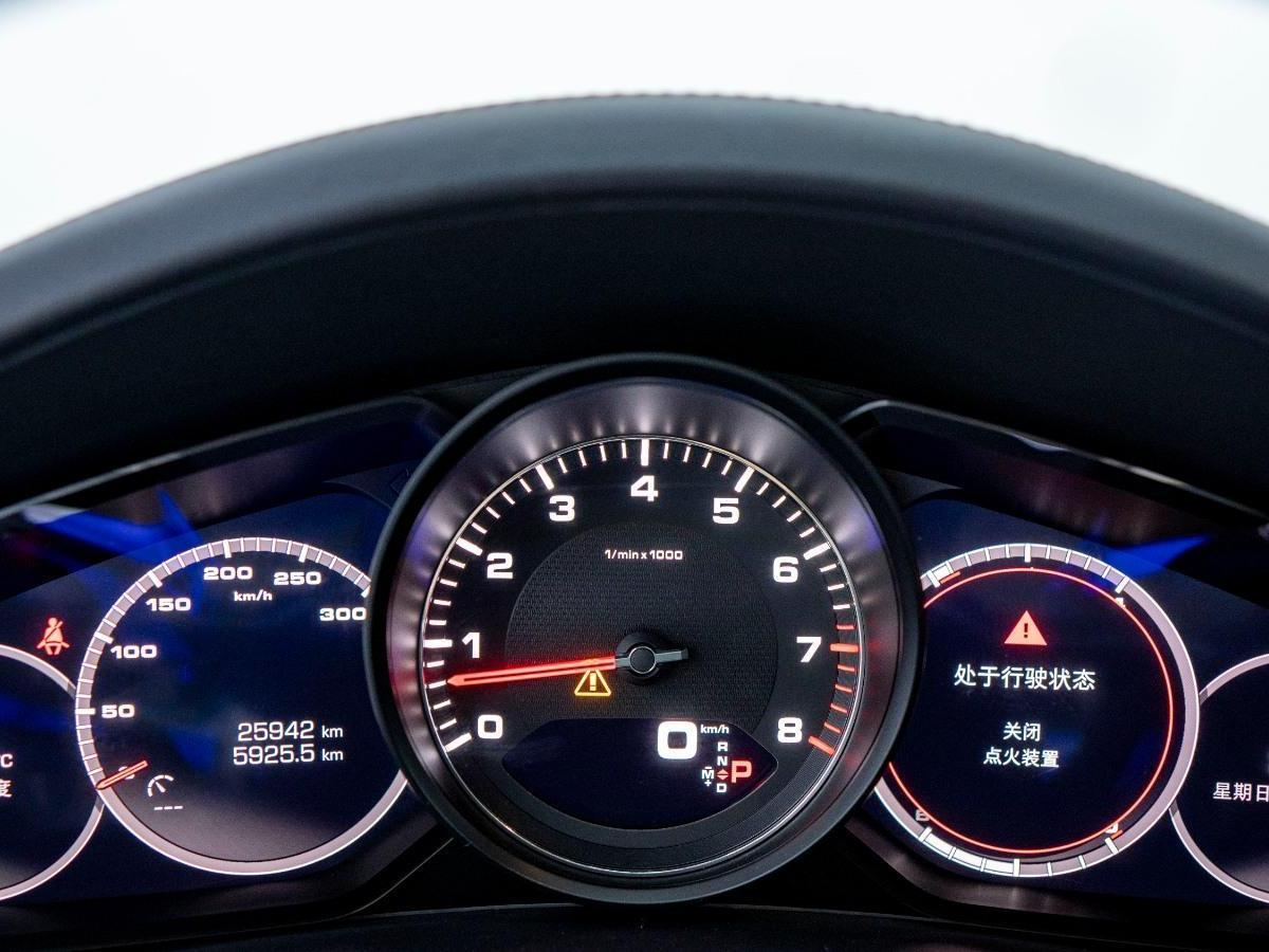 保时捷 Cayenne  2018款 Cayenne S 2.9T图片