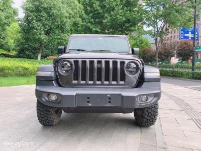 2020年1月 Jeep 牧马人(进口) 2.0T Rubicon 四门版 国VI图片