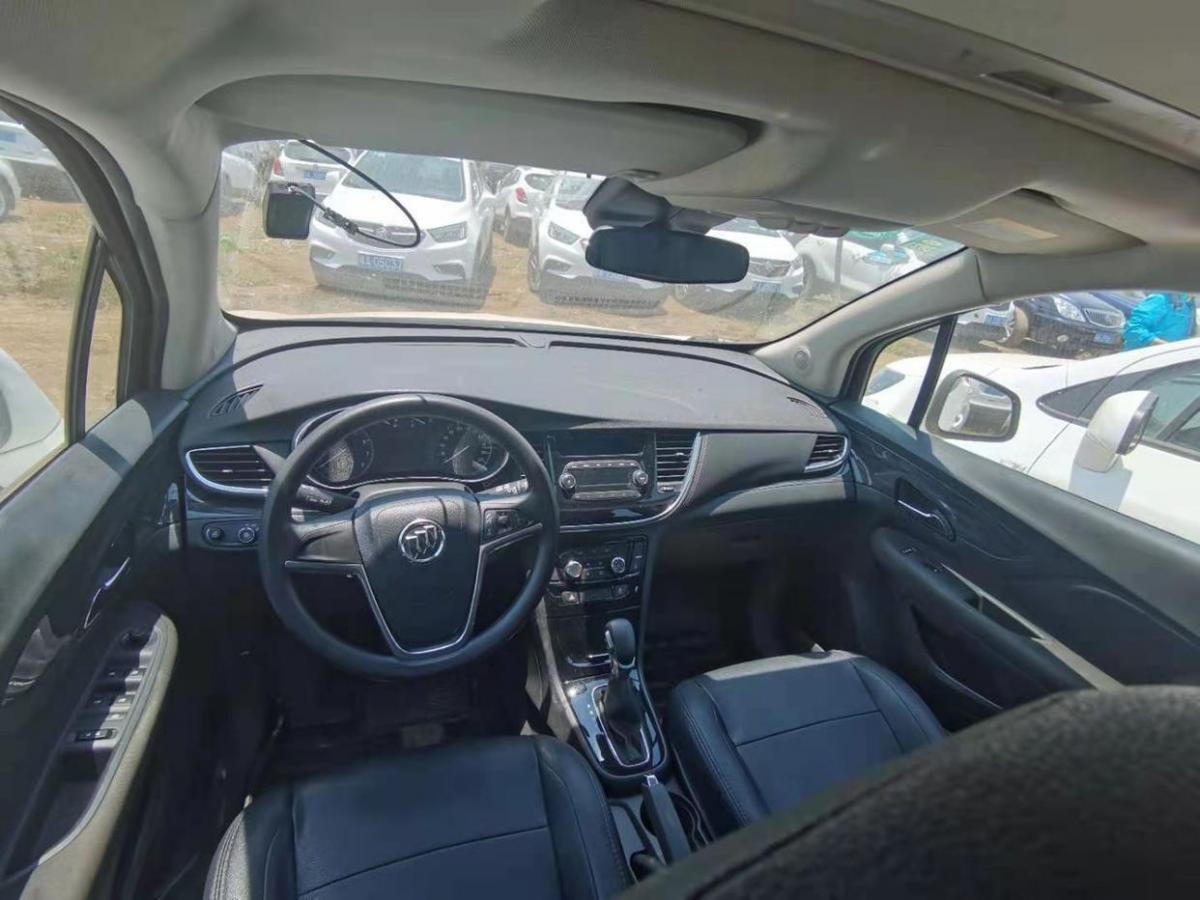 别克 昂科拉  2015款 1.4T 自动两驱都市领先型图片